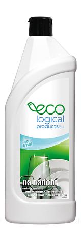 KRYSTAL na nádobí ECO - 750 ml