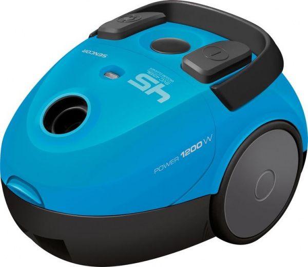 Sencor podlahový vysavač SVC 45BL-EUE3 - modrý
