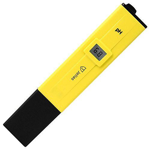 Digitální pH tester