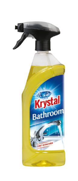 KRYSTAL na koupelny 0,75 l