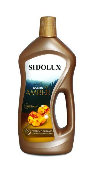 Sidolux Baltic Amber Premium Floor dřevěné a laminátové podlahy - 750 ml
