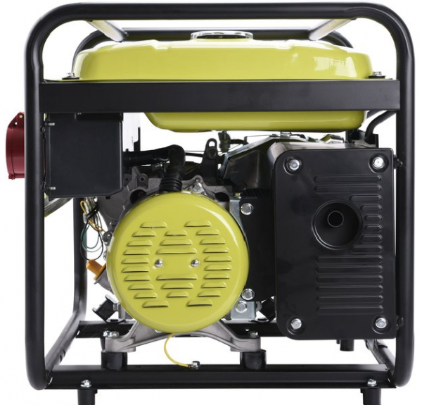 Heron Elektrocentrála benzínová 6,5 HP/ 2,8 kW