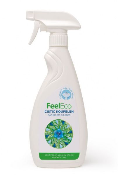 Feel Eco čistič koupelen - 500 ml