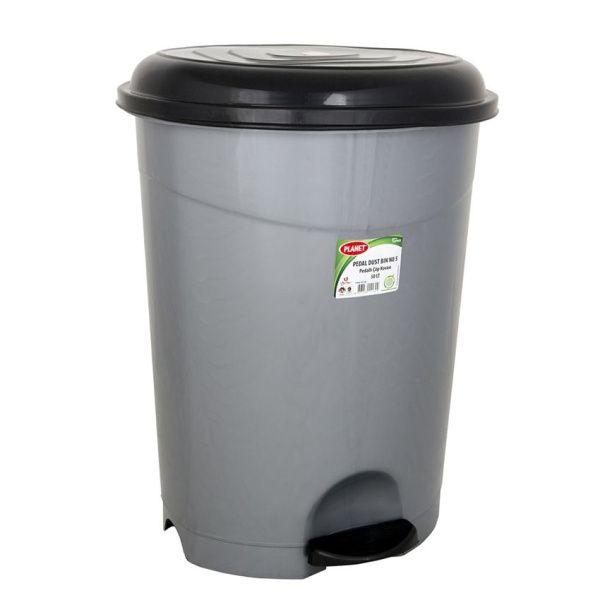 AllServices UP130 Odpadkový koš nášlapný 50 l