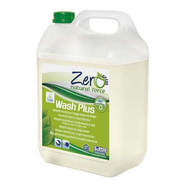 Wash Plus Zero odmašťovač na nádobí - 5 l