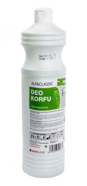 DEO KORFU premium - vonný koncentrát 1 l