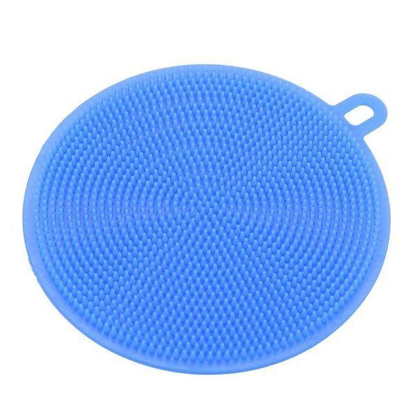 Silikonová houbička na mytí nádobí