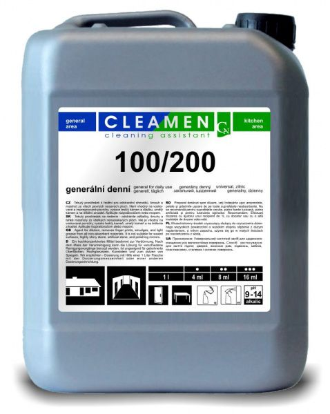 CLEAMEN 100/200 generální, denní 5 l
