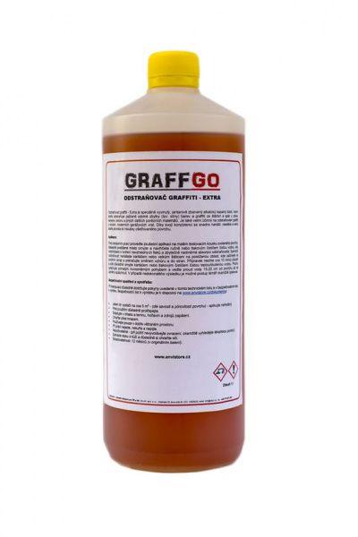 Odstraňovač graffiti GraffGo Extra 1 l