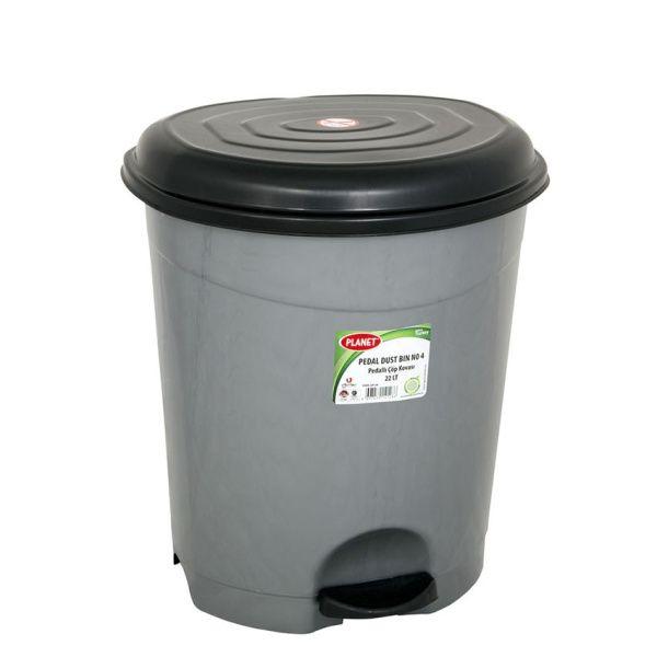 AllServices UP128 Odpadkový koš nášlapný 22 l