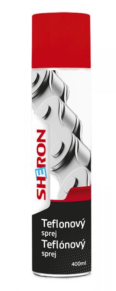 SHERON Sprej teflonový 400 ml