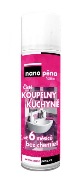 NanoPěna HOME, 25 m2 - 0,25 l