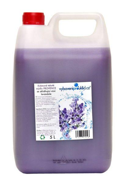 Tekuté mýdlo s levandule - 5 l