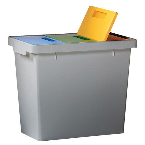 Odpadkový koš na tříděný odpad 40 l