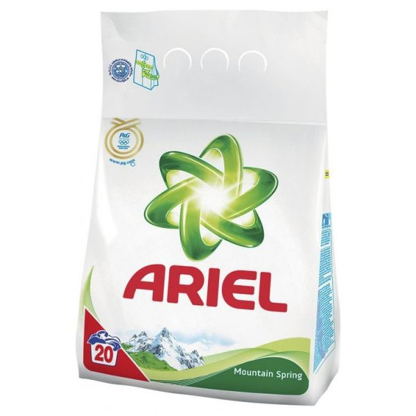 Ariel prací prášek 20 dávek - 1,5 kg