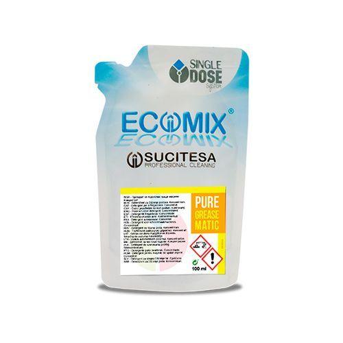 Sucitesa Ecomix PURE Greasematic - koncentrát na podlahy 100 ml