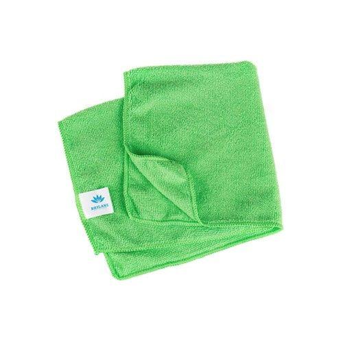 AllServices Utěrka z mikrovlákna zelená 40 x 40 cm, 250 g/m2 1 ks