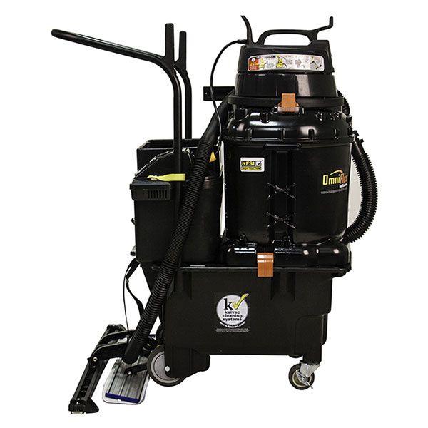 OmniFlex™ AutoVac – mycí stroj na čištění tvrdých podlah - kabelový