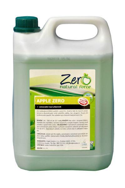 Zero Apple ekologický univerzální čistící prostředek - 5 l