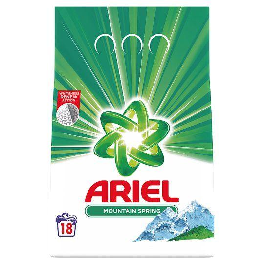 Ariel prací prášek 18 dávek - 1,35 kg