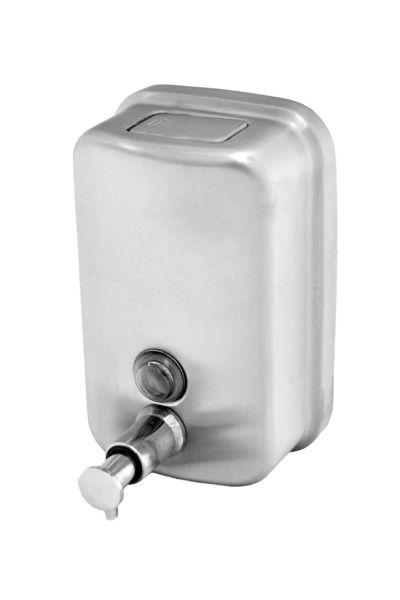 Jofel Inox dávkovač na mýdlo nerezový 0,5 l