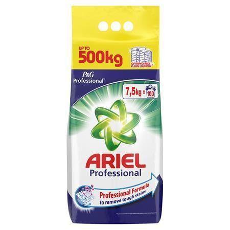 Ariel prací prášek Regular 100 dávek - 7,5 kg