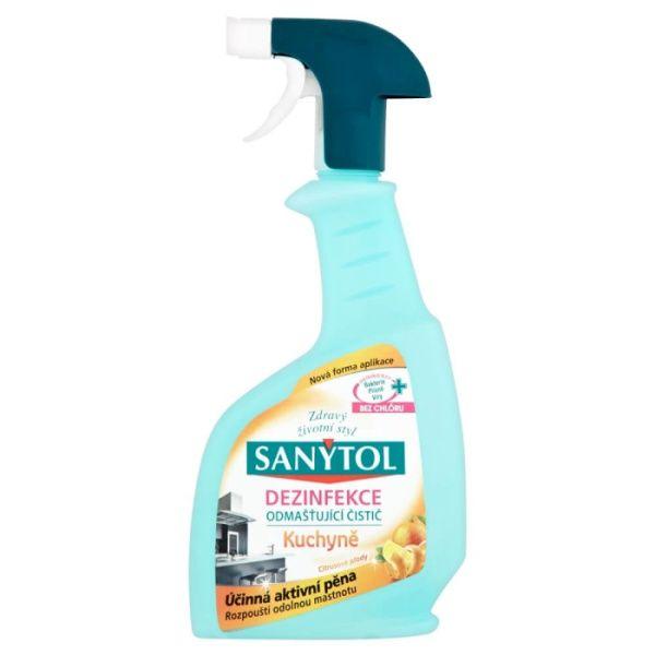 Sanytol dezinfekce kuchyně 500 ml
