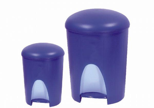 AllServices% Koš odpadkový plastový nášlapný s vložkou 6l