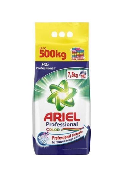 Ariel prací prášek Color, 100 dávek, 7,5 kg