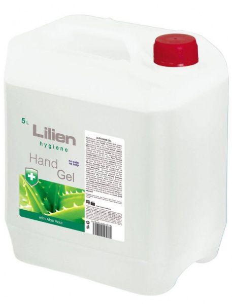 Lilien gel na ruce Aloe Vera 5 l 062500l