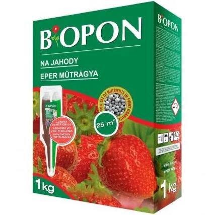 BIOPON hnojivo na jahody 1 kg