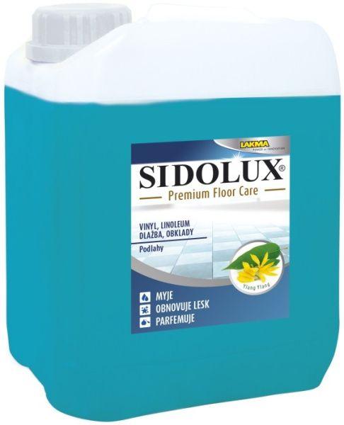 Sidolux Premium Floor Care vinyl, linoleum, dlažba, obklady 5 l - Ylang Ylang