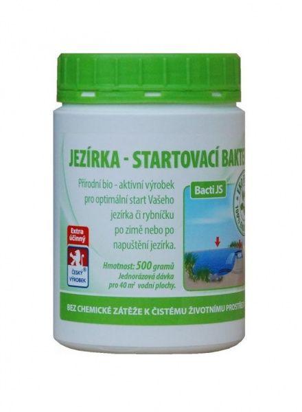 BACTI JS - Startovací bakterie do jezírka - 0,5 kg