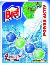 Závěs na WC BREF 4 Power 50 g