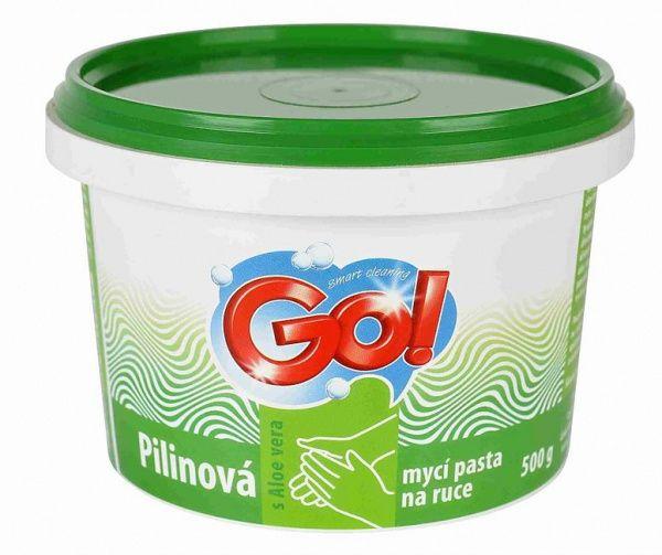 GO! PILINOVÁ PASTA NA RUCE 500 g s aloe vera