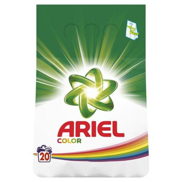 Ariel prací prášek Color, 20 dávek - 1,5 kg