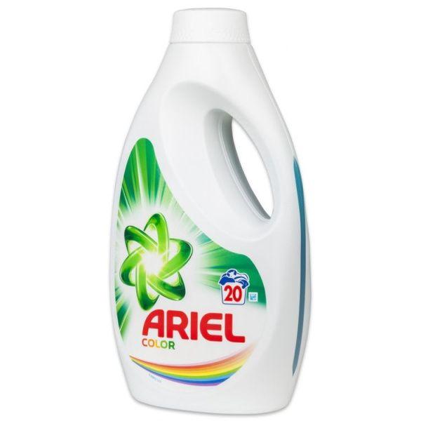 Ariel prací gel color, 20 dávek - 1,1 l