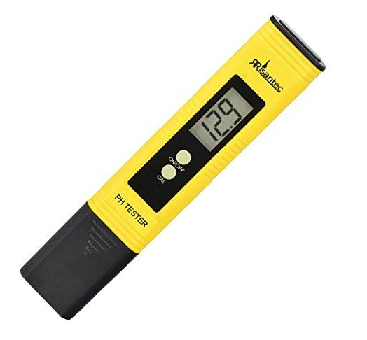 Digitální pH tester s displejem