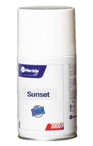 Spray SUNSET do osvěžovače MERIDA 243 ml