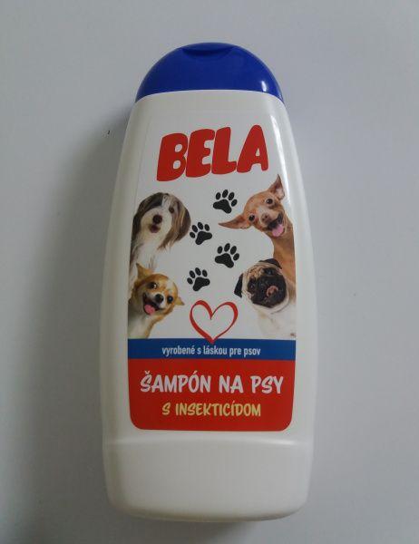 BELA 51082 šampón pro psy 230 ml