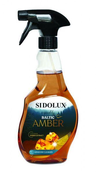 Sidolux Baltic Amber Čistič oken - 500 ml