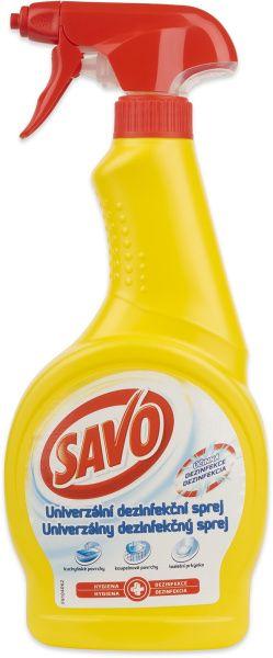 Savo univerzální dezinfekce 500 ml