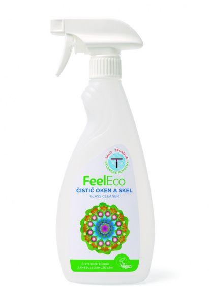 Feel Eco čistič oken a skel - 500 ml