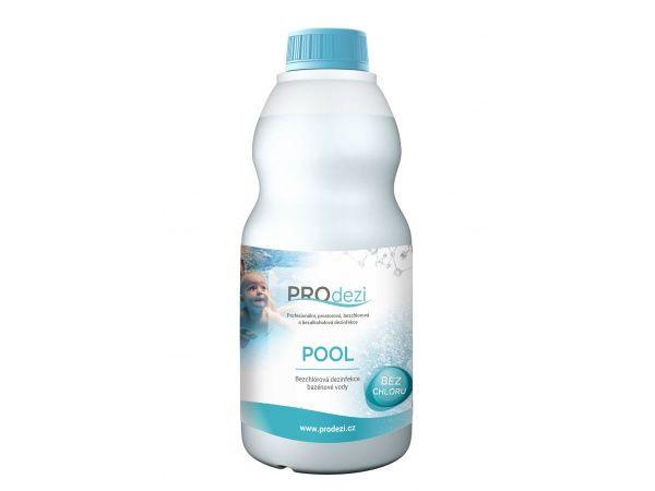 PROdezi POOL bezchlórová bazénová chemie - 1 l