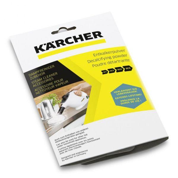 Kärcher odvápňovací prášek 17 g - 6 ks