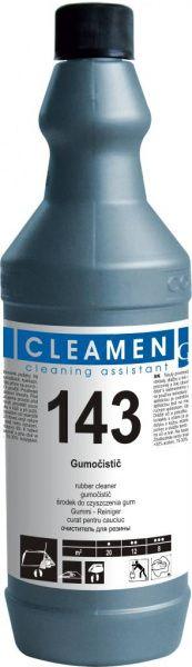 CLEAMEN 143 gumočistič 1 l