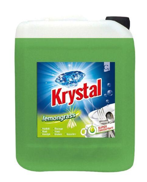 KRYSTAL Lemongrass na nádobí 5 l