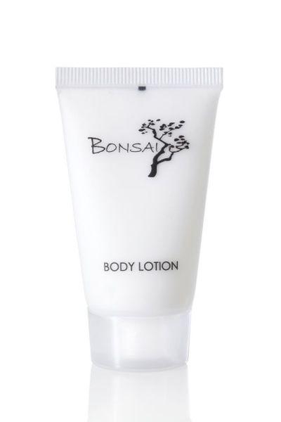 Hotelové tělové mléko 30 ml - Bonsai