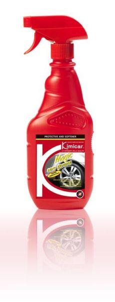 Kimicar Magic nero gomme na pneumatiky 500 ml