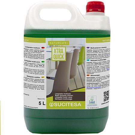 Sucitesa NATURSAFE XTRA Quick univerzální čistící prostředek - 5 l